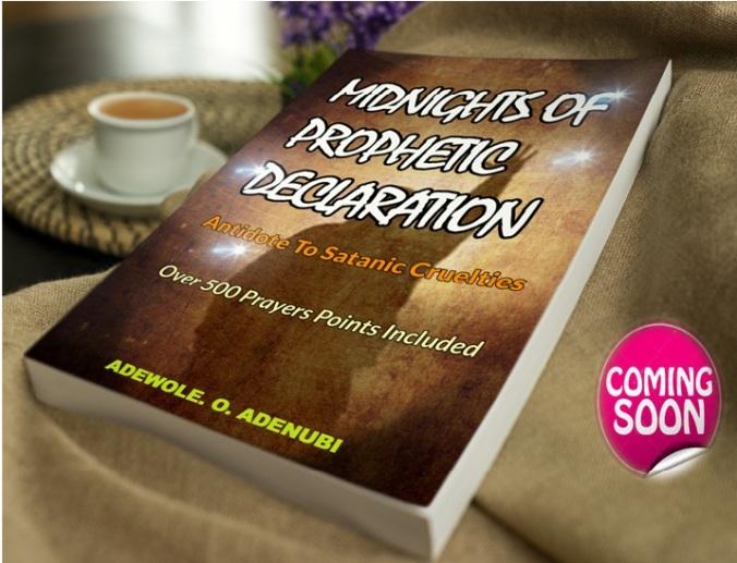 Dangerous Prayers Book Vol  1  – Midnights of Prophetic Declarations |